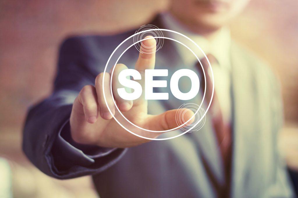 Business button SEO communication icon web icon